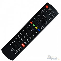 Controle Remoto para Tv Panasonic Lcd Led Smartv co1302 / le7008